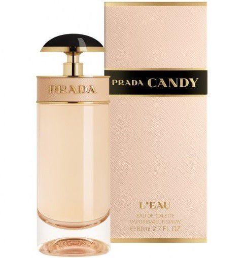 Perfume Feminino Prada Candy Leau Eau de Toilette