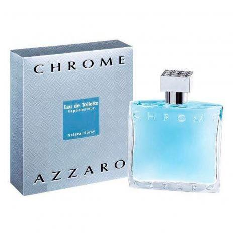 Perfume Masculino Azzaro Chrome Eau de Toilette
