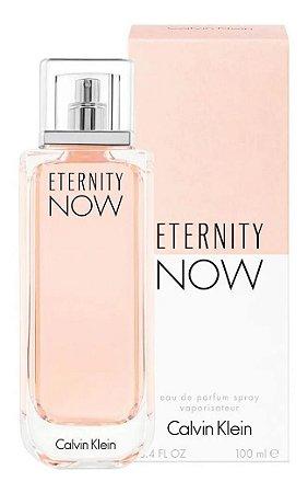 Perfume Feminino Calvin Klein CK Eternity Now Eau de Parfum