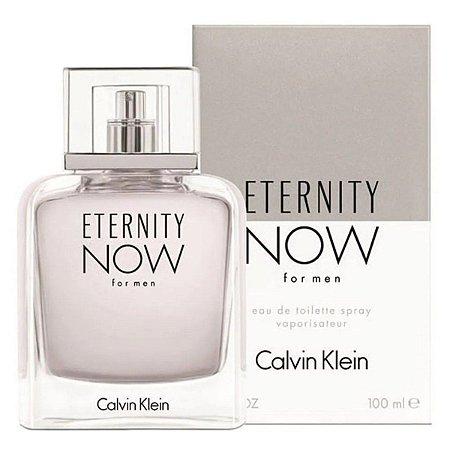Perfume Masculino Calvin Klein CK Eternity Now Eau de Toilette