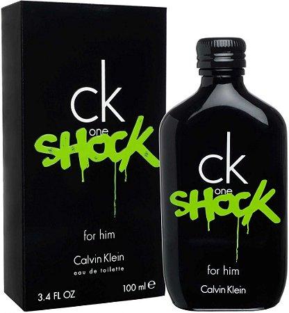 Perfume Masculino Calvin Klein Ck One Shock Eau De Toilette
