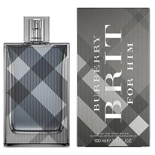 Perfume Masculino Burberry Brit For Eau de Toilette