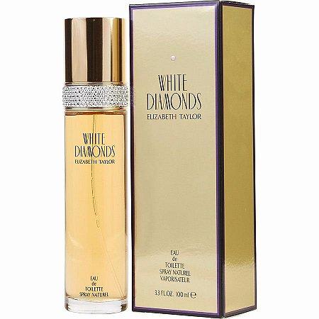 Perfume Feminino White Diamonds Elizabeth Taylor Eau De Toilette