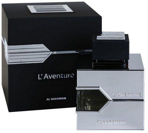 Perfume Masculino Al Haramain L' Aventure Eau de Parfum