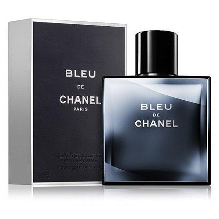 Perfume Masculino Bleu Chanel Toilette