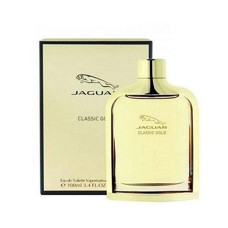 Perfume Masculino Jaguar Classic Gold Eau de Toilette