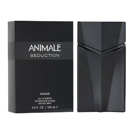 Perfume Masculino Animale Seduction Homme Animale Eau de Toilette