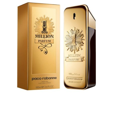Perfume Masculino Paco Rabanne 1 Million Parfum Eau de Parfum