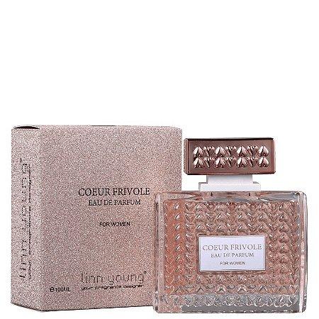 Perfume Feminino Coeur Frivole Linn Young Coscentra Eau de Parfum