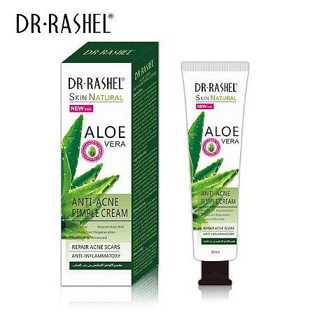 Creme Dr-Rashel Aloe Vera Suave Anti Pimple Acne 30ml