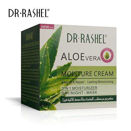 Creme DR.RASHEL Aloe Vera Moisture Cream 3 in 1 Day Night Mask 50ml