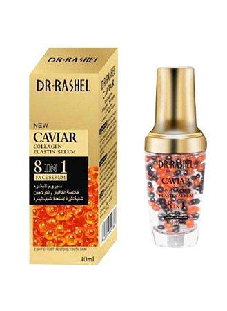Dr-Rashel 8 IN 1 - Sérum Caviar com Collagen Elastina 40ML