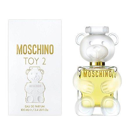 Perfume Feminino Toy 2 Moschino Eau de Parfum