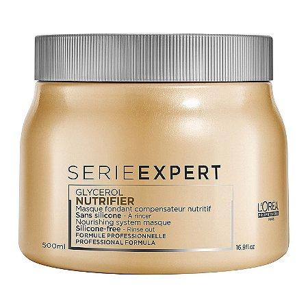 Mascara L'Oréal Professionnel Serieexpert Glycerol Nutrifier 500ml