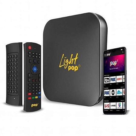 Receptor Digital Pop TV Light Ultra HD 4K