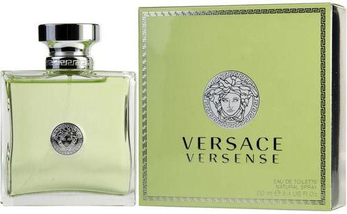 Perfume Feminino Versace Versense Eau de Toilette