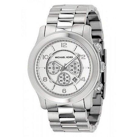 Relógio Feminino Michael kors MK8086 Prata