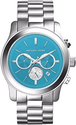 Relógio Feminino Michael kors MK5953 Silver e Blue