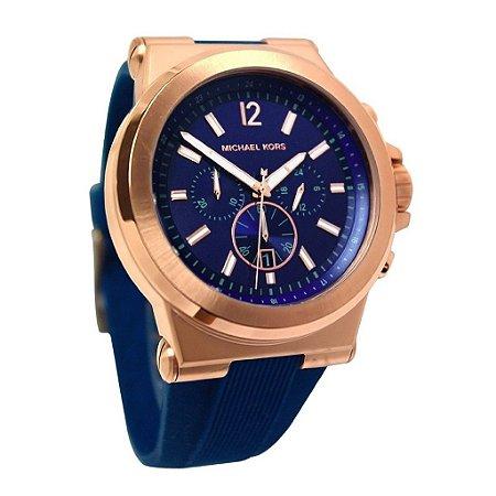 Relógio Masculino Michael Kors MK8295 Azul