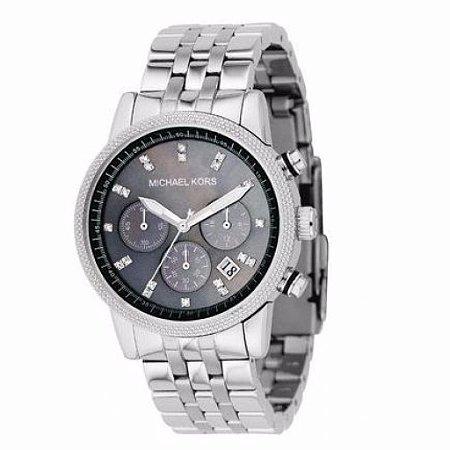 Relógio Feminino Michael Kors MK5021 Prata