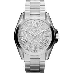 Relógio Feminino Michael Kors MK5737 Prata com Cristais