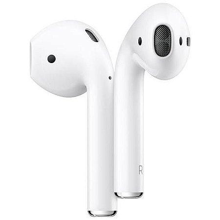 Fone de Ouvido Apple AirPods 2 Case MV7N2AM / A Bluetooth