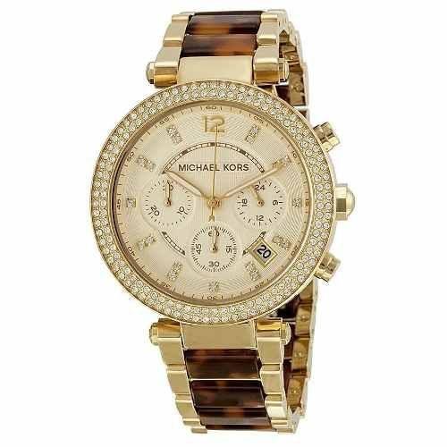 Relógio Feminino Michael Kors MK5688 Cristais Tortosei