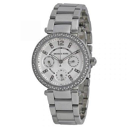 Relógio Feminino Michael Kors MK5615 Prata