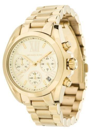 Relógio Feminino Michael Kors Mk5798 Dourado