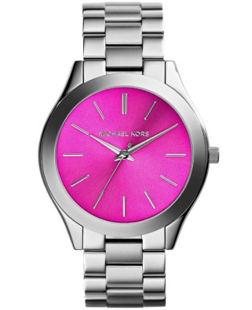 Relógio Feminino Michael Kors MK3291 Prata Pink