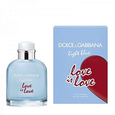 Perfume Mascuino Dolce & Gabbana Love is Love Eau de Toilete