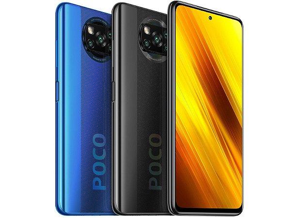 """Smartphone Xiaomi Poco X3 NFC Dual Sim Tela de 6.67 Polegadas"""" ( Global )"""