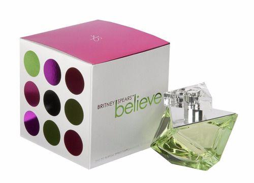 Perfume Feminino Fantasy Believe Britney Spears Eau de Parfum