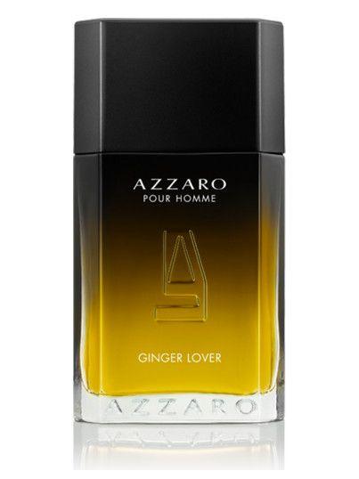 Perfume Masculino Azzaro Pour Sensual Blends Ginger Lover Eau de Toilette