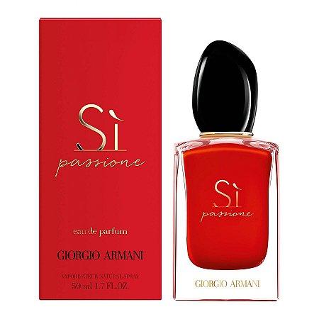 Perfume Feminino Giorgio Armani Sì Passione Eau de Parfum