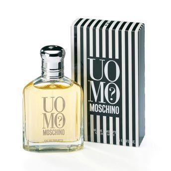Perfume Masculino Moschino Uomo Eau de Toilette
