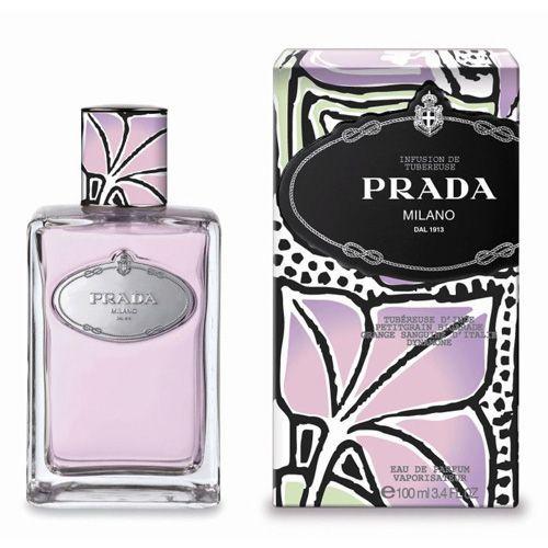 Perfume Feminino Prada Infusion De Tubereuse Eau De Parfum