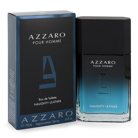 Perfume Masculino Azzaro Pour Homme Naughty Leather Eau de Toilette