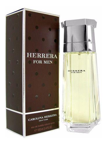 Perfume Masculino Herrera For Men Carolina Herrera Eau de Toilette