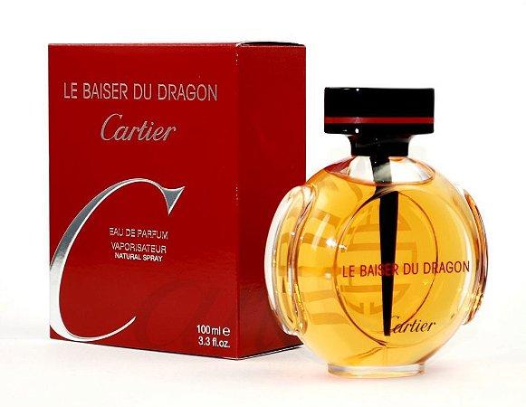 Perfume Feminino Cartier Le Baiser Du Dragon Eau de Parfum