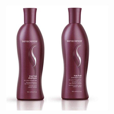 Kit Senscience True Hue Violet Shampoo + Condicionador 300ml