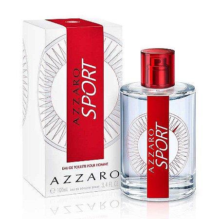 Perfume Masculino Azzaro Sport Eau de Toilette