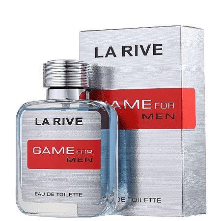 Perfume Masculino Game For Man La Rive Eau de Toilette