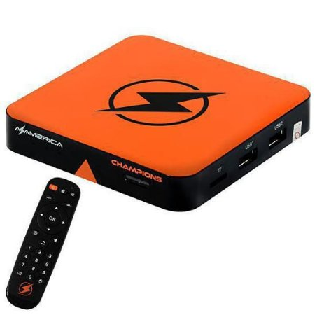 Receptor Digital Az-America Champions Ultra HD 4K