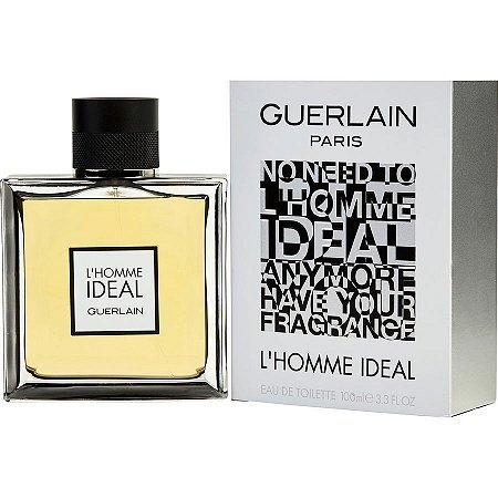 Perfume Masculino L'Homme Ideal Guerlain Eau de Toilette