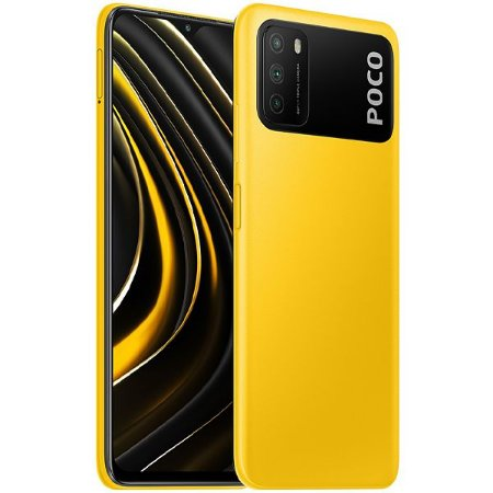 """Smartphone Xiaomi Poco M3 Dual Sim Tela de 6.53 Polegadas"""" ( Global )"""