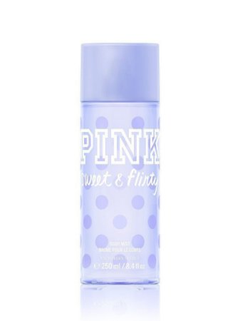 Body Splash Victoria's Secret Pink Sweet & Flirty 250ml