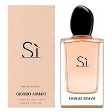 Perfume Feminino Giorgio Armani Sì Eau de Parfum