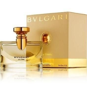 Perfume Feminino BVLGARI Pour Femme Eau de Parfum