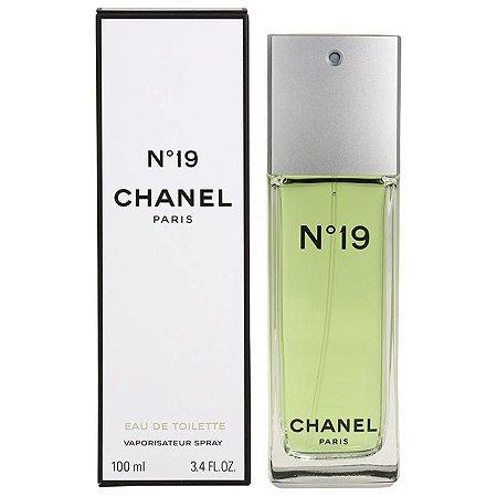 Perfume Feminino Chanel N° 19 Eau de Toilette